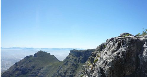 Table Mountain: quite a view