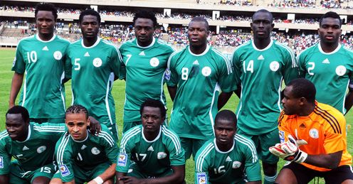 Nigeria Worldcup Team 2010