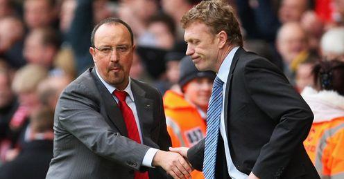 Benitez & Moyes: troubled times