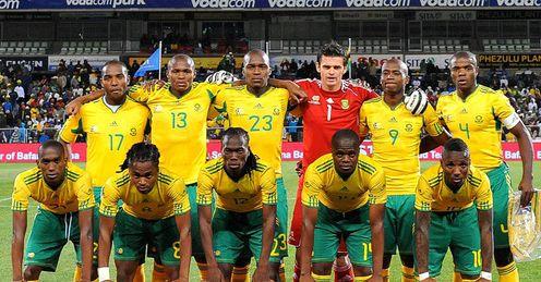 Football South Africa Team