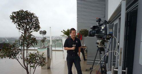 Adam Leventhal: Bearer of bad weather