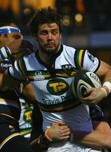 Ben Foden break v Wuss