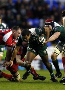 Chris Hala ufia against Worcester