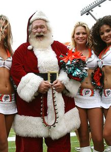 Father Christmas photo