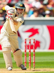 Katich faces fitness race