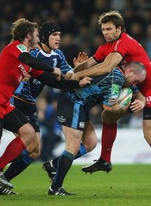 Williams v clerc Cardiff v Toulouse