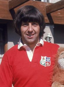 old school Ian McGeechan