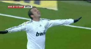 Real Madrid 6-0 Real Zaragoza
