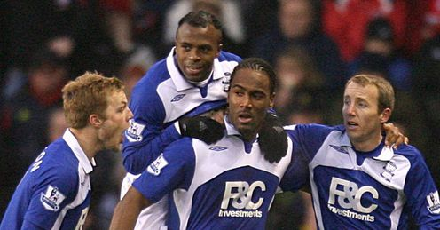 Birmingham City: no changes, plenty of points