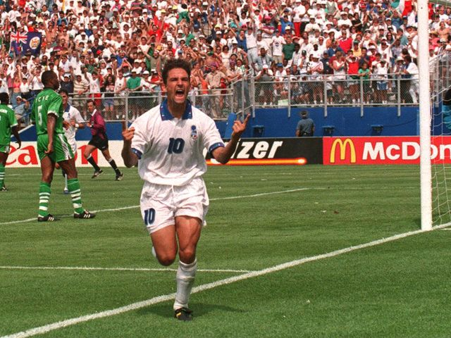Roberto Baggio - Picture Colection