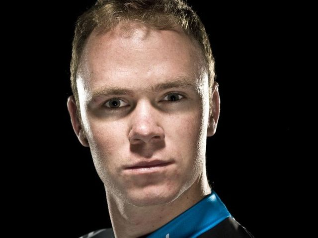 Froome: Finished eighth in the second stage