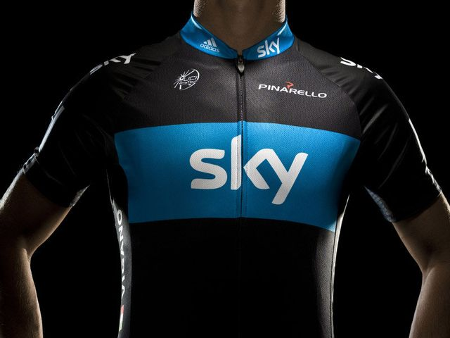 Maillot Team Sky 2010 Jersey