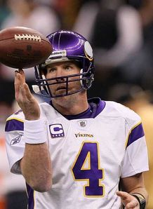 Favre may need ankle op