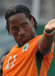 Drogba puts on united front