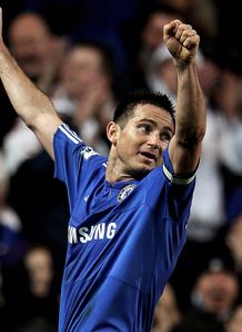 Lampard celebrates FWA tribute