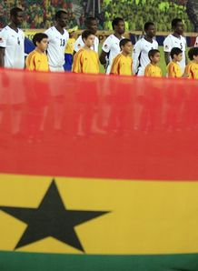 Ghana await confirmation