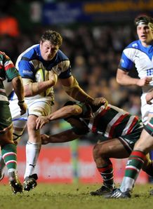 Leicester v Bath Peter Short