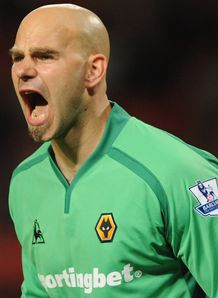 Hahnemann staying with Wolves