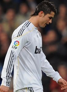 Ronaldo hit with two-match ban