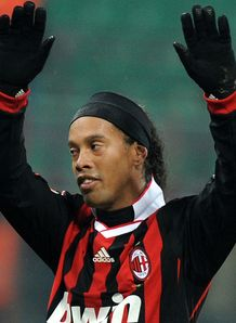 Ronaldinho facing month out