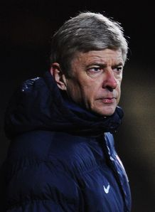 Wenger warning for Real