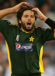 Afridi handed two-game ban