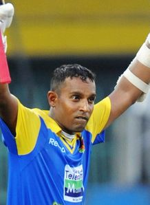 Samaraweera ton slays India