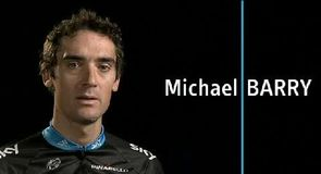 Team Sky - Michael Barry