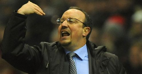 Benitez: future being questioned in press