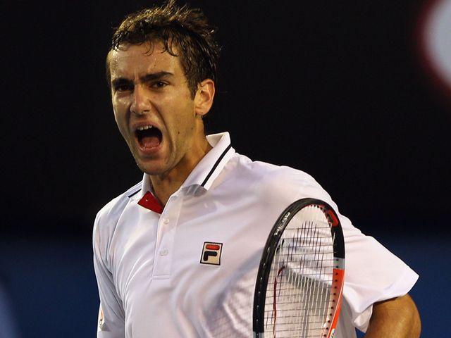 Cilic - Australian Open semi-finalist.