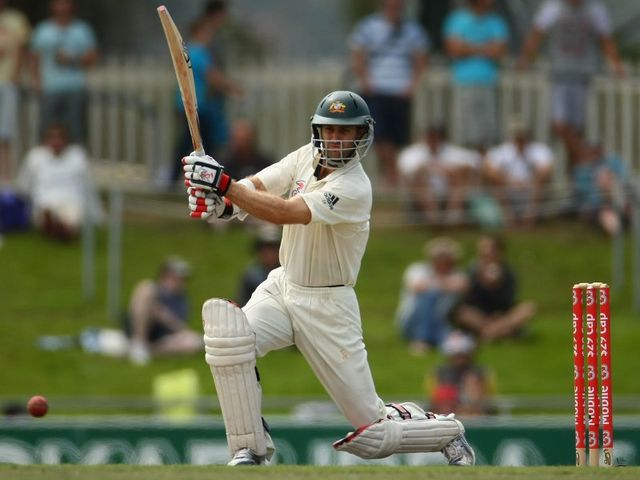 Katich: thrived after move up the order