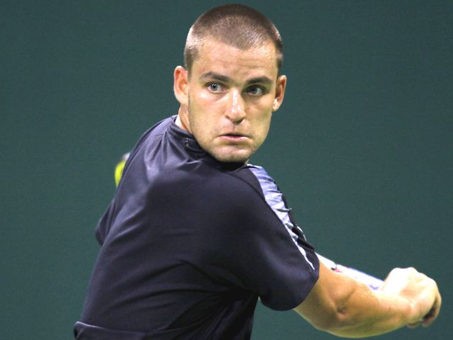 Youzhny - starred on YouTube.