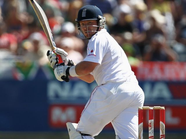 Bell is on his second Ashes tour with England.