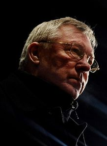 Fergie aims fresh dig at FA
