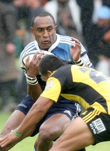 Joe Rokocoko blues v hurricanes