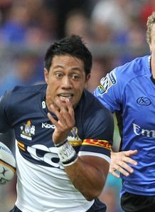 Christian Lealiifano brumbies force 2010