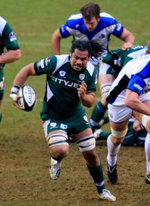 George Stowers London Irish Bath