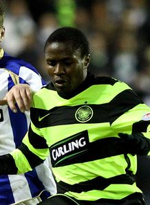 N'Guemo concedes Celtic dream