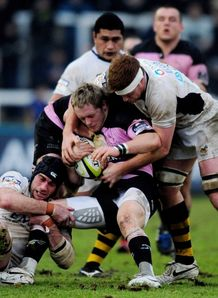 Newcastle Wasps LVcup