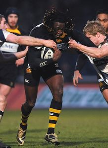 Paul Sackey Wasps v Sale 2010