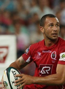 Quade Cooper reds 2010 strip
