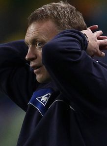 Moyes rues Spurs defeat