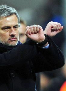 Mourinho Hand Cuffs