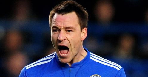 Terry: under the spotlight on Saturday