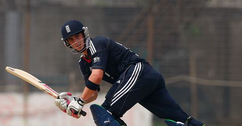Learning game: Kieswetter has developed under the eyes of Trescothick and Langer