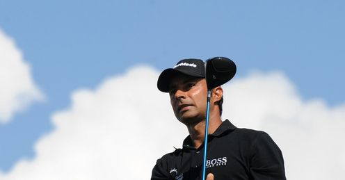 Randhawa - big chance at his home course.