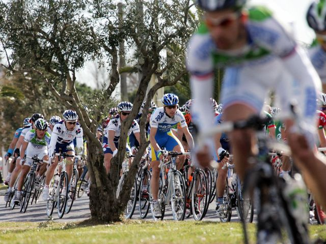 The Etoile de Bessèges kicks off the European stage race season