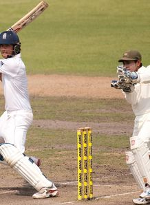 Cook serves up whitewash