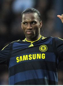 Drogba to start against United