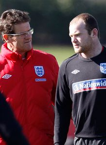 Capello - Rooney will play